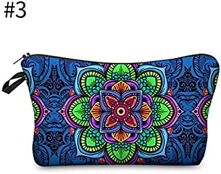 New Design 2019 Makeup Bag Printing Cosmetics Pouchs Colorful Cosmetic Durable, Pencil Case, Makeup Bags For Purse