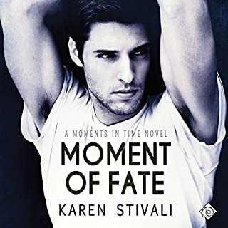 Moment of Fate audiobook cover art