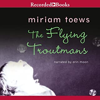 The Flying Troutmans audiobook cover art