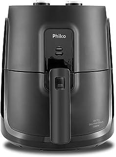 Fritadeira Philco Air Fry Gourmet Black PFR15P 4L 220V