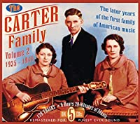 The Carter Family, Vol. 2: 1935-1941 by Carter Family (2003-04-08)