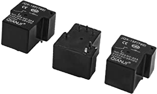X-DREE 3 x JQX-15F(T90) high performance 12VDC Coil Voltage essential 6Pin PCB Connector well made Power Relay(424-64-7b-5c2)