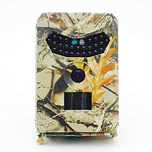 KKmoon 1080P 12MP Digitale wasserdichte Jagdspurkamera Infrarot-Nachtsicht-¨¹berwachungskamera oder ¨¹berwachungskamera f¨¹r die Jagd auf wild lebende Tiere und Betriebssicherheit