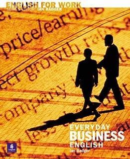 Best everyday business english longman Reviews