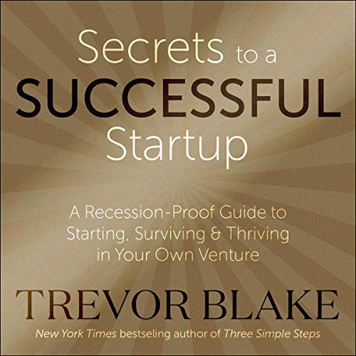 Page de couverture de Secrets to a Successful Startup