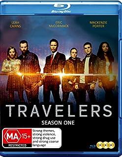 Travelers: Season One [Blu-ray] by TRAVELERS SEASON 1 (B07BHKLCZG) | Amazon price tracker / tracking, Amazon price history charts, Amazon price watches, Amazon price drop alerts
