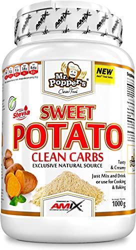 Amix Sweet Potato Clean Carbs 1 Kg