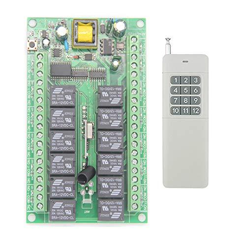 Garaje mando a distancia Remote Control emisor manual simple Open 4/433/MHz