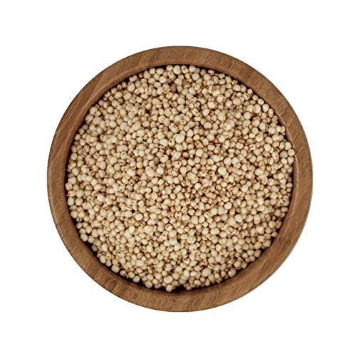ecoterra Bio Quinoa | gepufft | vegan | glutenfrei | Fairtrade | 1 kg
