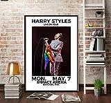 Poster Und Drucke Harry Styles World Tour Live Cover