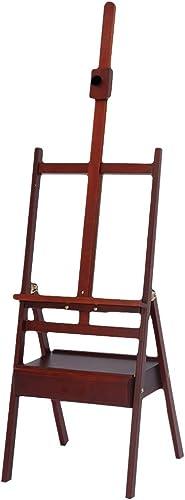 Hay más marcas de productos de alta calidad. Caballete Marco de Dibujo con cajón Art PaintingSketchpad Madera Madera Madera 0 a 94cm de Altura Ajustable  tienda de bajo costo
