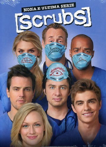 Scrubs Stagione 09 [2 DVDs] [IT Import]