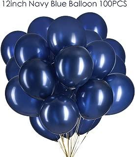 Best navy blue latex balloons Reviews