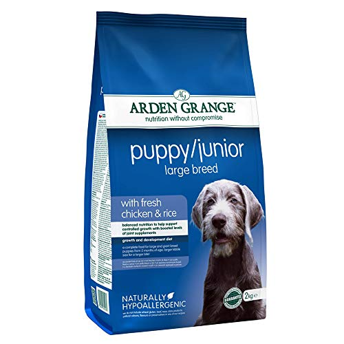 Arden Grange Puppy Junior Large Breed - 2000 gr ✅