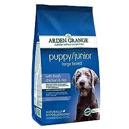 Arden Grange Chicken and Rice Puppy/Junior Large Breed Dog Food