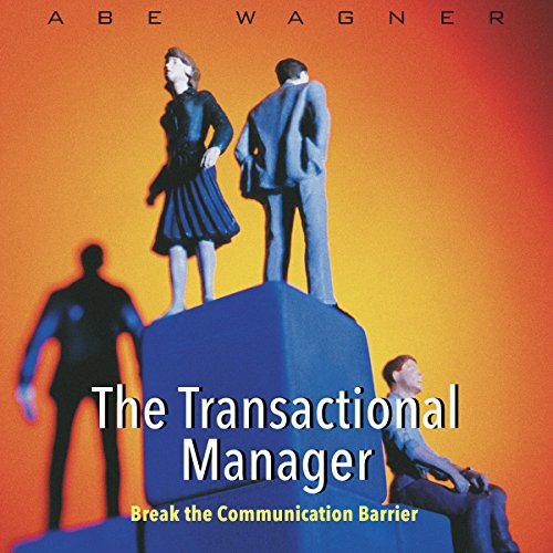 The Transactional Manager audiobook cover art