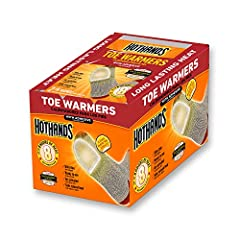 Safe, natural long-lasting heat - odorless, disposable, single-use item, do not apply directly to the skin. TSA approved. Made in the USA using domestic and imported materials To activate - remove warmer from outer package, shake to activate. Warmer ...