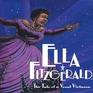 Ella Fitzgerald audiobook cover art