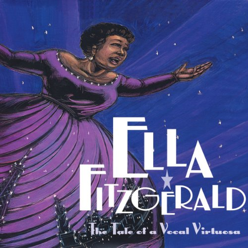 Ella Fitzgerald audiobook cover art