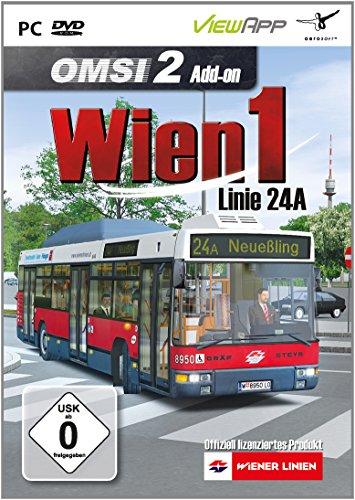 OMSI 2 Add-on Wien 1 - Linie 24A