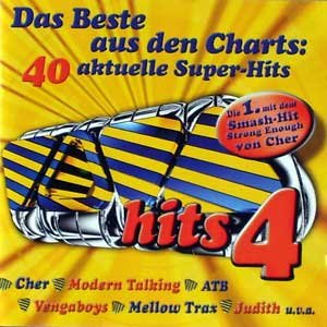 Viva Hits 4 (CD Compilation, 40 Tracks)