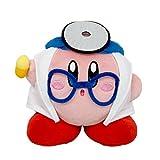 Générique 35080026 Peluche 12 CM Doctor Kirby, Multicolor