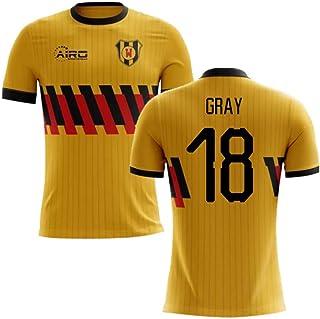 b1a3573f5 Airosportswear 2019-2020 Watford Home Concept Football Soccer T-Shirt Jersey  (Andre Gray
