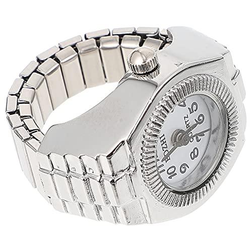 UKCOCO Reloj de Pulsera de Cuarzo Elástico para Mujer