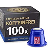 100 cápsulas Bio & Fairtrade compatibles con Nespresso. Gancho de prueba. 100 cápsulas de café para máquinas Nespresso.