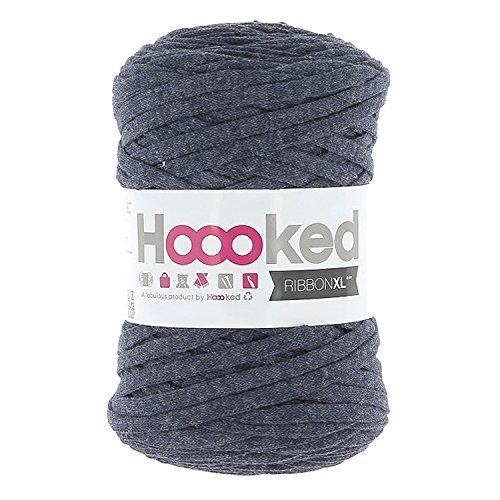 Hoooked Ribbon XL Yarn-Riverside Jeans