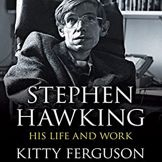 Stephen Hawking: His Life and Work cover art