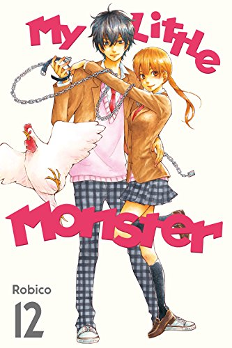 My Little Monster Vol. 12 (English Edition)
