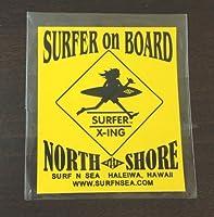 SURF-N-SEA サーフアンドシー ステッカー NORTH SHORE [並行輸入品]