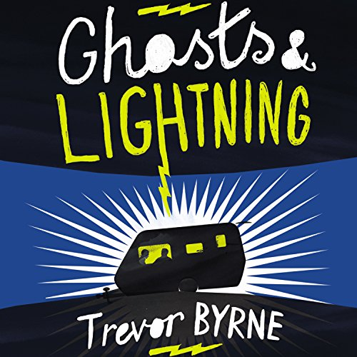 Ghosts and Lightning audiobook cover art