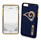 Los Angeles Rams iPhone 5 / iPhone 5S / iPhone 5SE Dual Hybrid Cover