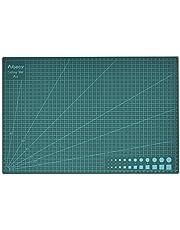KKmoon GKS PVC A3 tabla de corte doble cara 300 mm * 450 mm * 3 mm, verde