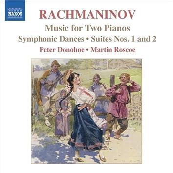 RACHMANINOV: Music for 2 Pianos