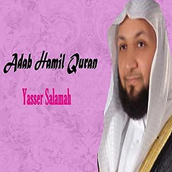 Adab hamil Quran (Quran)