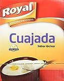 Royal - Cuajada, sabor lcteo, 36 x 24 g