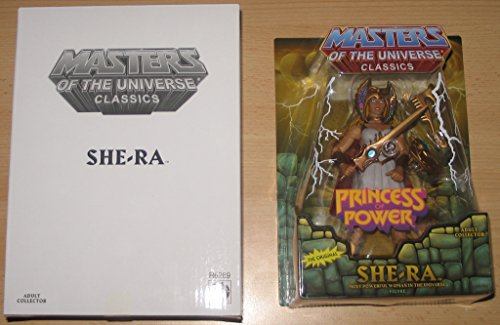 Masters of the Universe MotU Classics Figur: She-Ra
