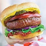 Dr. Praegers Sensible Foods Vegan Perfect Burger, 6 Ounce, 10 Pound -- 1 each.