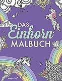 Das Einhorn-Malbuch - mvg