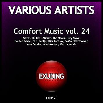 Comfort Music Vol. 24