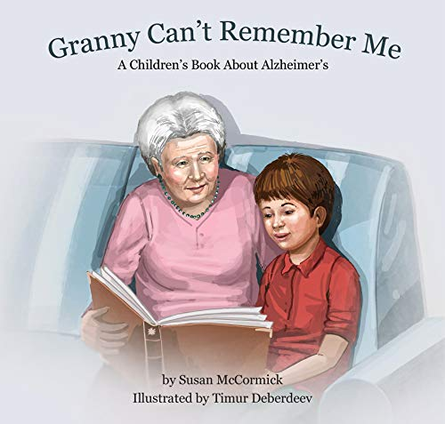 Granny Can't Remember Me by Susan McCormick ebook deal
