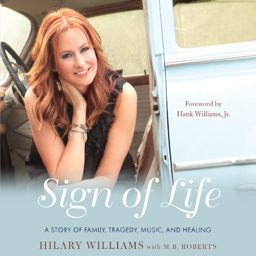 Sign of Life audiobook cover art