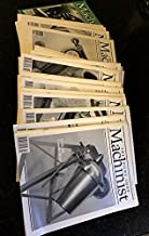 The Home Shop Machinist Magazine (30 Issues from January/February 1996 - November/December 2000)