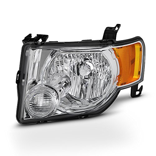 ACANII - For 2008-2012 Ford Escape Replacement Headlight Headlamp - Driver Side Only