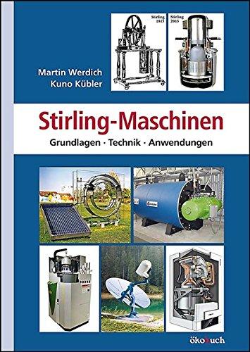 Stirling-Maschinen: Grundlagen, Technik, Anwendungen