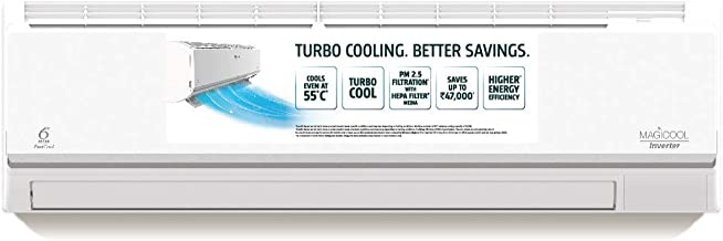 Whirlpool 1.5 Ton 3 Star Inverter Split AC (Copper, 1.5T MAGICOOL PRO+ 3S COPR INVERTER, White)
