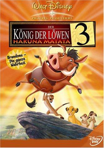 Der König der Löwen 3: Hakuna Matata (2 DVDs)